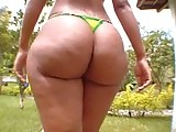 Luana and her fantastic ass